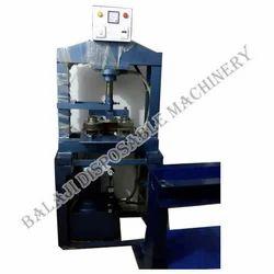 4 Die Hydraulic Paper Plate Machine