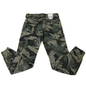 Mens Camouflage Army Lower