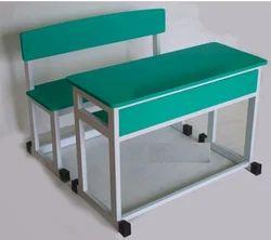 FRP Nursery Desk Bench
