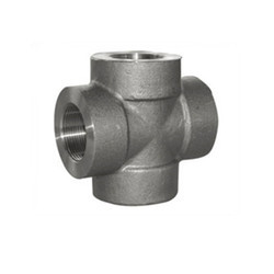 Carbon Steel Socket Weld Equal Cross