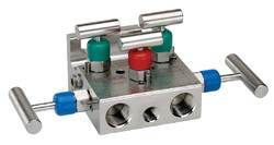 Stainless Steel Five Way Manifold