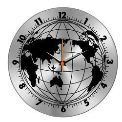 Decorative Steel Wall Clock