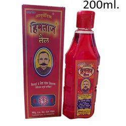 200 ML Ayurvedic Him Taj Hair Oil