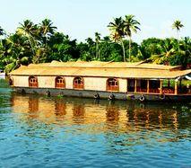 Kerala With Backwater
