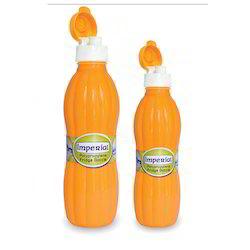 Flip Top Fridge Bottles