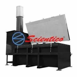 Household Waste Incinerator for Treatment of Village/Town/City Garbage