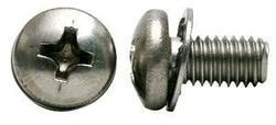 SEMS Screw With Washer Assembly In Stainless Steel & Mild Steel