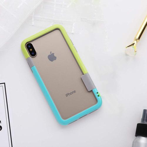 designer fashion d529d 4cd96 Bumper Case For Iphone X Xs Xr Xs Max (10 Colours Available)