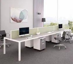 Steel, Wood Modern Furniture Design Service For Office