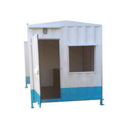 Galvanized Security Cabin