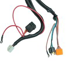 Pleasant Headlight Wiring Harness Basic Electronics Wiring Diagram Wiring Digital Resources Indicompassionincorg