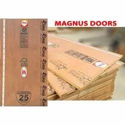 Magnus Termite Proof Flush Door, Size/Dimension: 7*3 Feet
