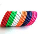 Super Single Colour Metal Bangle Set
