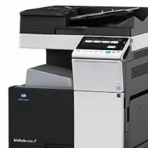 Konica Minolta Photocopy Machine Multi Colored Bizhub C554e Color Photocopy Machine, C 554