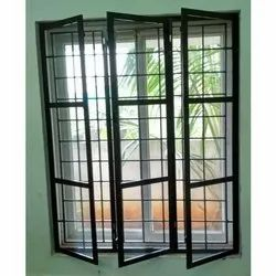 Triple Window Mosquito Net