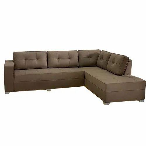 Hotel L Shape Corner Sofa Set