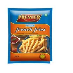 200 Gram Snacks Packaging Pouch