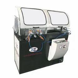 Aluminum Cleat Cut Machine