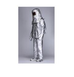 Flame Retardant Aluminised Suit