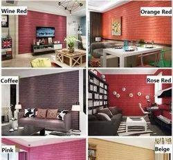 Pvc Brick Wall Panel, for Walls
