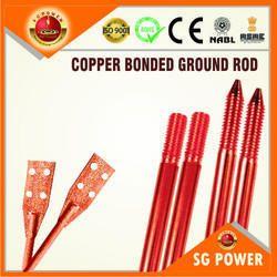 SG217 RCB Copper Bonded Ground Rod