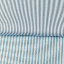 Super Six PC-50-50 Stripe Shirting Fabrics