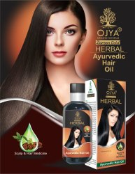 Herbal Ayurvedic Hair Oil