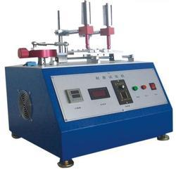 Abrasion Testor Machine