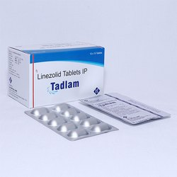 Linezolid Tablet Ip 600 Mg