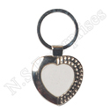 Sublimation Metal Keychain M01