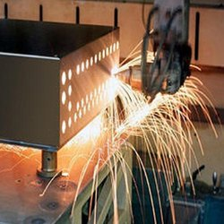 Stainless Steel Sheet Fabrication Service