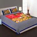 Jaipuri printed bedsheets