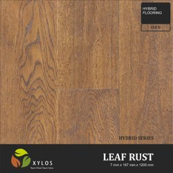 Leaf Rust Hybrid Engineered Wooden Flooring