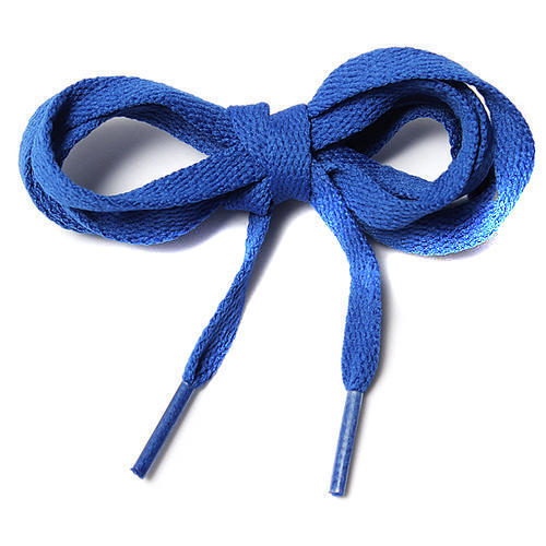 new arrival 9f9fb cb2bc Blue Gents Shoe Lace