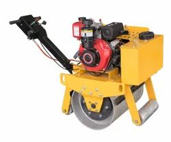 VR600 P/S Single Drum Road Roller