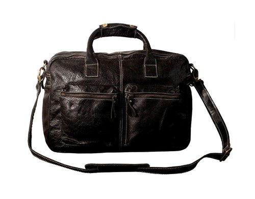 a4d68233c0e9 Buffalo Leather Laptop Messenger Bag