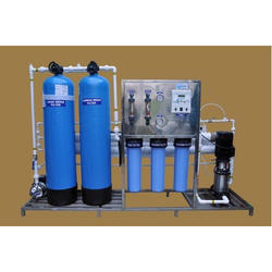 UV Water Treatment System And Plant