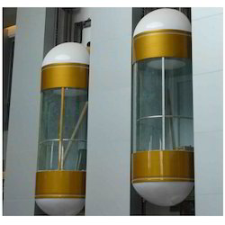 Glass Capsule Lifts