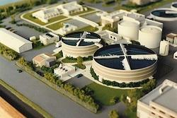 Biological Waste Water Recycling Plant