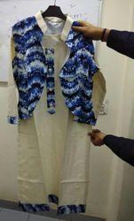 Designer Kurti With Jacket