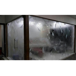 Transparent Flat Toughened Glass