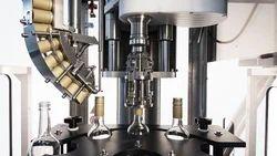 Glass Bottle ROPP Capping Machine