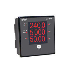 DT-36M 3 Phase Multifunction Meter