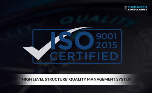 ISO 9001 Implementation Consultancy