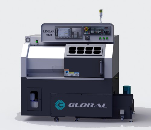 Linear - 8020 CNC Turning Machine