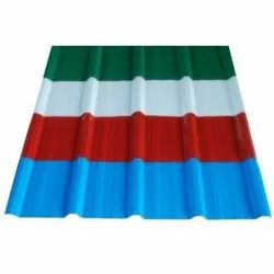 Color Coated Commercial Roofing Sheets