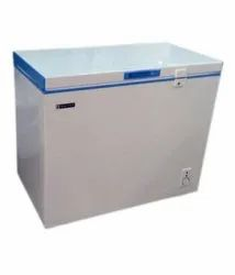 Blue Star CHF200 Single Door Deep Freezer (188 Ltrs, White)