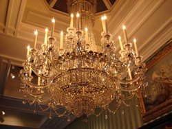 Decorative Hanging Chandelier For Banquet
