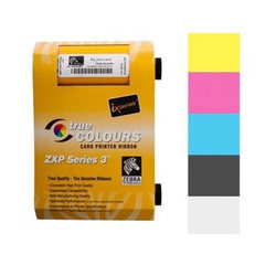 Zebra ZXP3 800033-336IS Half Panel Color Ribbon