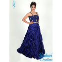 Ladies Wedding Party Gown